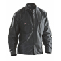 5601 Worker shirt polyester Black m