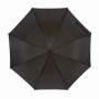 "Autom.Stickumbrella""Doubly""black/blue"