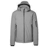 Winter soft shell jacket
