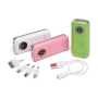 Torch Power Bank rood