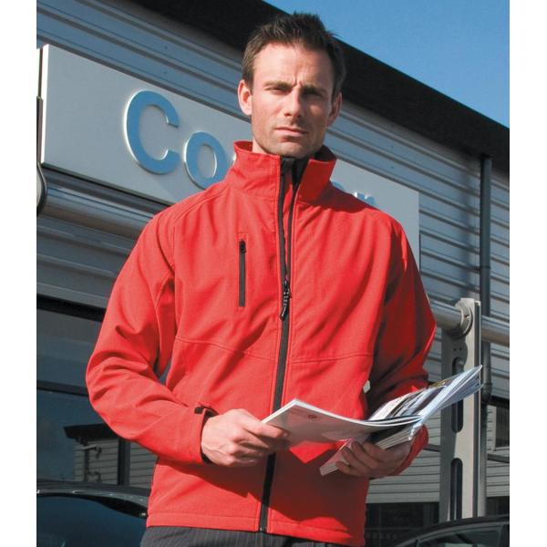 Base Layer Soft Shell Jacket