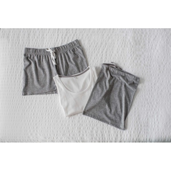 Women's short pyjama set