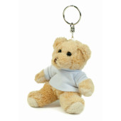 Binx key ring teddy brown xs
