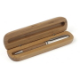 Houten pen in box