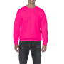 Gildan Sweater Crewneck HeavyBlend for him Safety Pink XXL