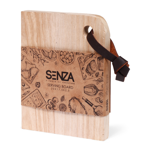 SENZA Serving board 23x18cm