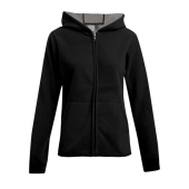 Dames Hooded Fleece Jack