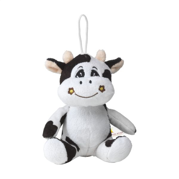 Animal Friend Cow Koe knuffel