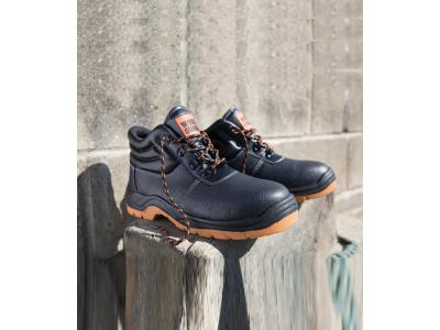 Defence S1P SRA Safety Boots