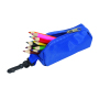 "Pouch with pencils ""Small Idea"", blue"