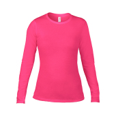 Women´s Fashion Basic Long Sleeve Tee