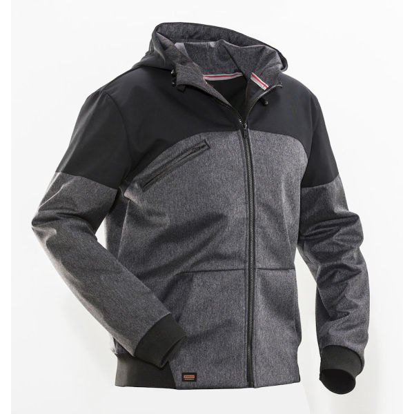 1292 Hooded Softshell Jacket Jackets