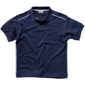Backhand heren polo met korte mouwen - Navy - 3XL