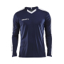 Craft Progress contrast jersey LS men navy/white xs
