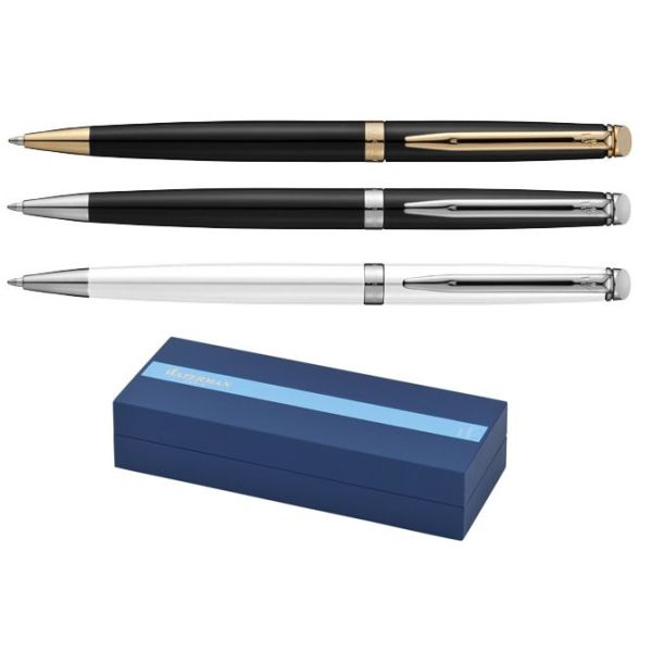 Waterman Hemisphere BP Black GT balpen
