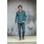 L&S Denim Shirt for him