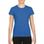 Gildan T-shirt Performance SS for her Royal Blue XXL