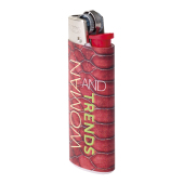 J25 Lighter BO white translucent_BA white_FO red_HO chrome