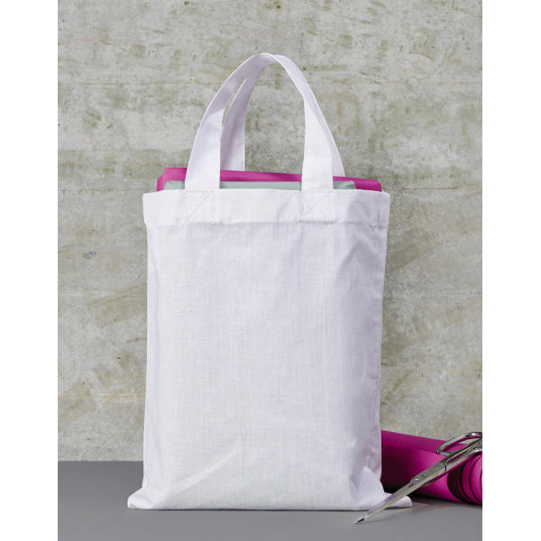 Small Cotton Shopper