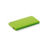Blade Suction draadloze powerbank 4000mAh licht groen