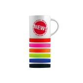 Colourcoat Silicon Base Mug geel