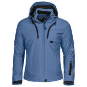 3413 3 LAYER LADY PADDED JACKET Skyblue XS
