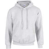 Heavy blend™ classic fit adult hooded sweatshirt ash l