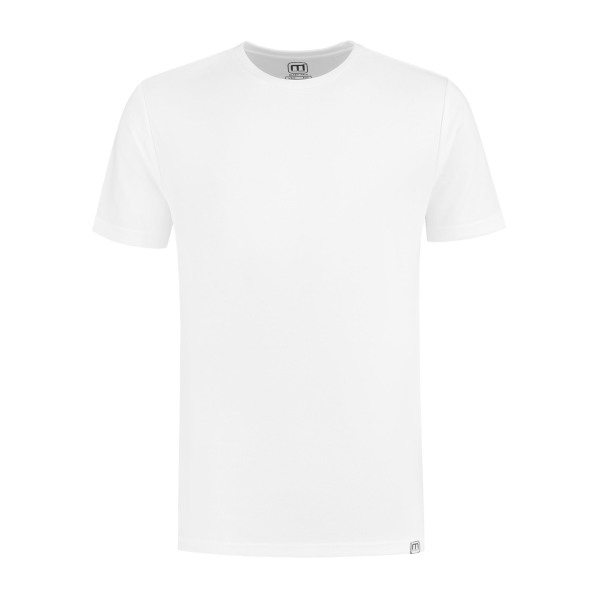 Macseis T-shirt Slash Powerdry White