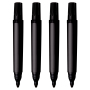Permanent Marker Ecolutions Black IN_Barrel Black_Cap Black
