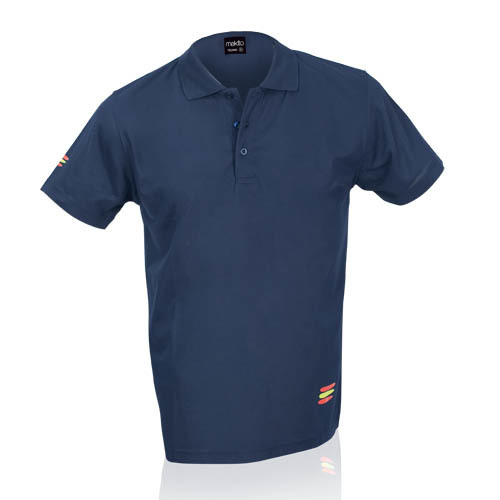 Polo Shirt Tecnic Bandera - MAR - L
