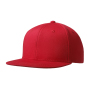 Originak Snap Back Flat Visor Kids Cap Rood