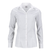 Ladies`Shirt Slim Fit