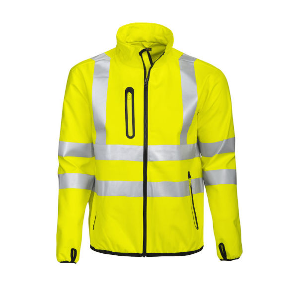 PROJOB 6412 SOFT SHELL JACKET