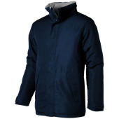 Under Spin heren geïsoleerd jack - Navy - L