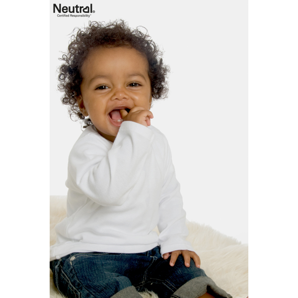 Neutral Lange Mouwen T-Shirt Baby - O11001