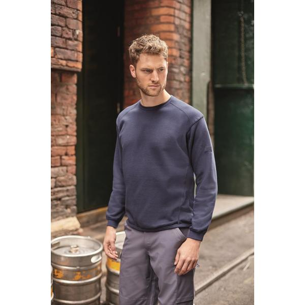 Heavy Duty Workwear Crewneck Sweatshirt