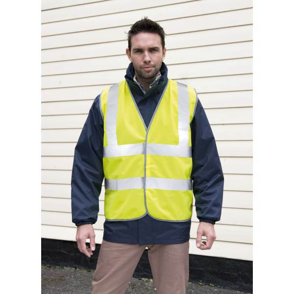 Motorway safety vest