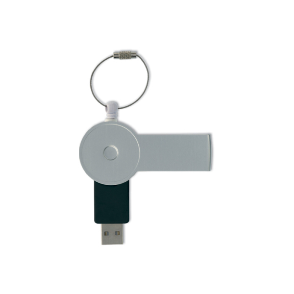 USB stick 2.0 safety twist 4GB