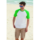 fruit of the Loom Valueweight shortsleeve Baseball T