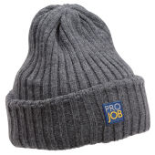 9007 CAP KNITTED GREY