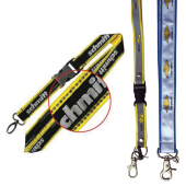 Reflecterende lanyards