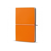Bullet journal met softcover A5 oranje