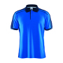 Craft Noble polo pique shirt men Swe. bl/navy 3xl