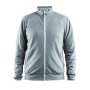 Craft Leisure Jacket Men grey melange xl