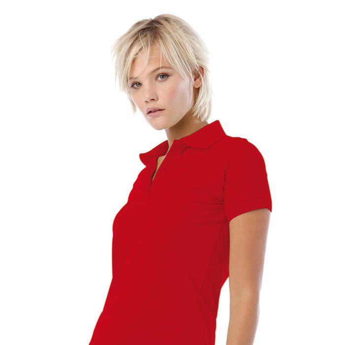 SAFRAN PURE WOMEN POLO PW455
