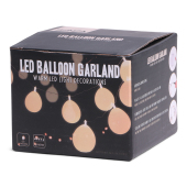 SENZA LED Balloon Garland