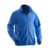 Jobman 5501 Fleece jacket kobalt 3xl