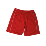 Basic Team Korte broek Junior XXL (158/164) Red/White