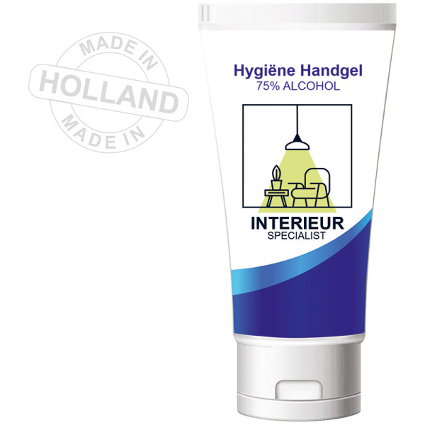 Tube 50 ml hygiëne handgel
