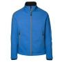 Functional soft shell jacket Blue, M
